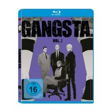 GANGSTA. – Vol. 2 - Blu-ray-Edition