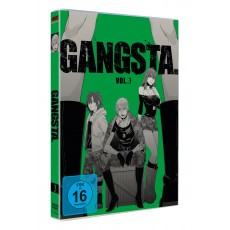 GANGSTA. – Vol. 3 - DVD-Edition