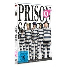 Prison School – Vol. 4 - DVD-Edition