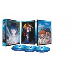 Nadia - The Secret of Blue Water - Collector's Edition Vol. 2 Blu Ray (VÖ: 11.08.2017!)