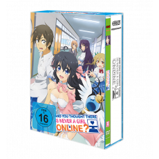 And you thought there is never a girl online? Vol. 3 DVD inkl. Sammelschuber