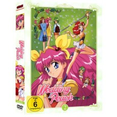 Wedding Peach DVD-Box Volume 2