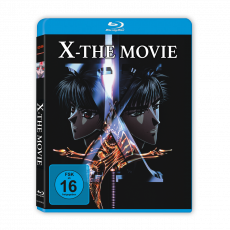 X - The Movie Blu-ray