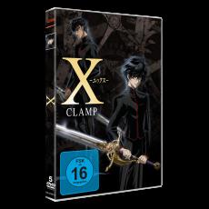 X - TV Serie Gesamtausgabe DVD (Amaray)