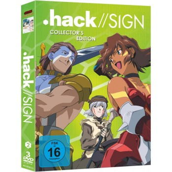 .hack//SIGN - Vol. 2 - Collector's Edition DVD