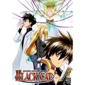 Black Cat Vol. 8