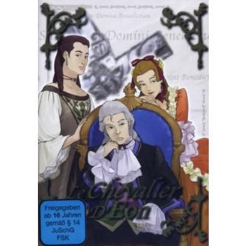 Le chevalier d'Eon, Vol. 8
