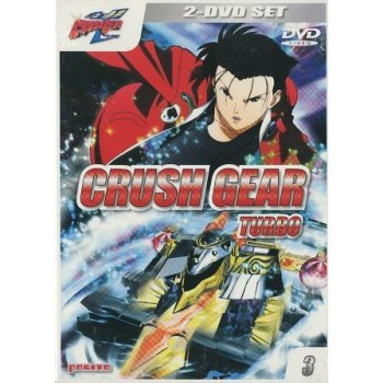 Crush Gear Turbo Vol. 3
