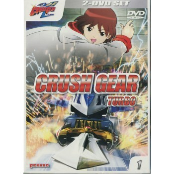 Crush Gear Turbo Vol. 1