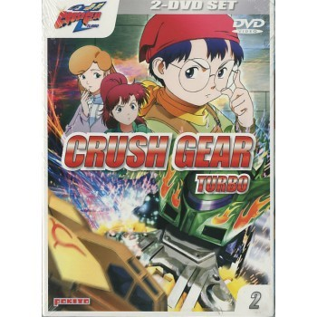Crush Gear Turbo Vol. 2