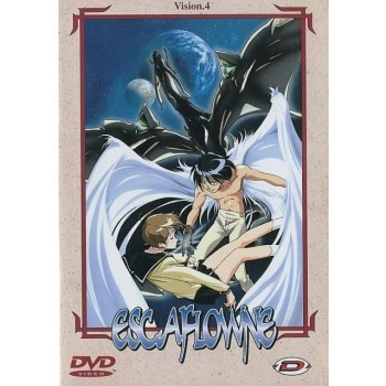 Escaflowne, Vol. 4