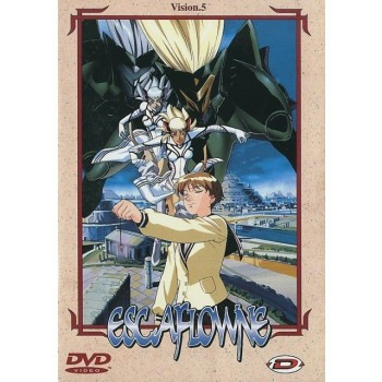 Escaflowne, Vol. 5