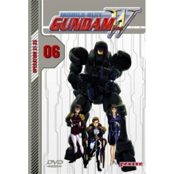 Gundam Wing Vol. 6