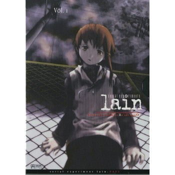 Serial Experiments-Lain Vol.01