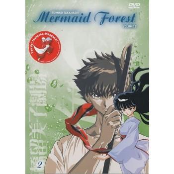 Rumiko Takahashi Mermaid Forest, Vol. 02