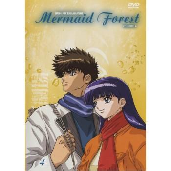 Rumiko Takahashi Mermaid Forest, Vol. 04