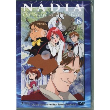 Nadia - The Secret of Blue Water, Vol. 8