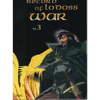 Record of Lodoss War Vol. 3
