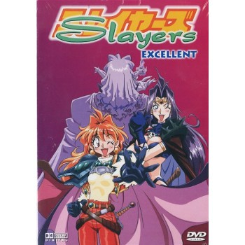 Slayers 2er OVA-Set-Digi Version