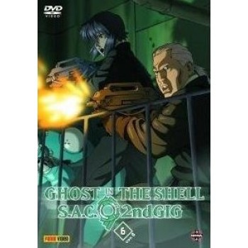 Ghost in the Shell Stand Alone Complex 2nd GIG Vol. 6
