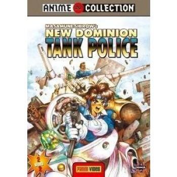 New Dominion Tank Police - Vol. 2
