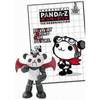 Panda Z Vol. 1 inkl. Figur