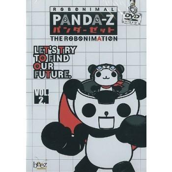 Panda Z Komplett-Set inkl. Figur