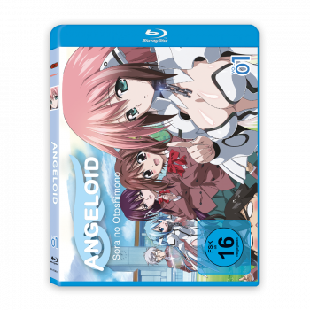Angeloid - Sora no Otoshimono Vol. 1 Blu-ray