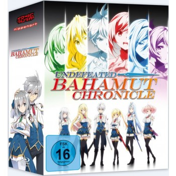Undefeated Bahamut Chronicle – Vol. 1 inkl. Sammelschuber - Blu-ray-Edition
