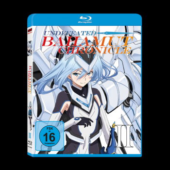 Undefeated Bahamut Chronicle – Vol. 2 - Blu-ray-Edition