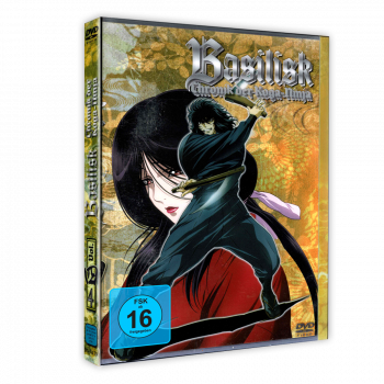 Basilisk Vol. 4 - Chronik der Koga-Ninja