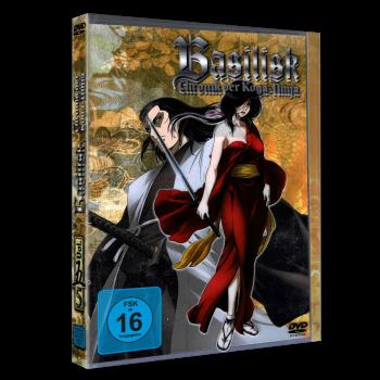 Basilisk Vol. 5 - Chronik der Koga-Ninja