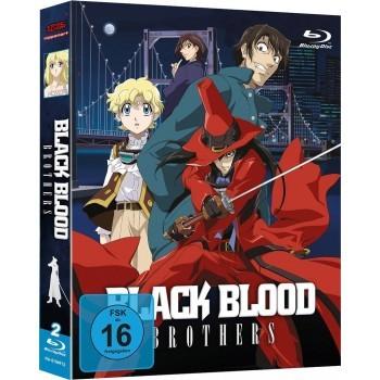 Black Blood Brothers - Gesamtausgabe Blu Ray