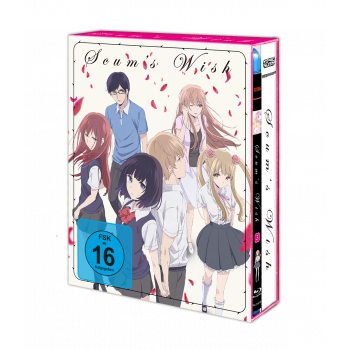 Scum's Wish Vol. 3 Blu-ray inkl. Sammelschuber (VÖ: 26.04.2019!)