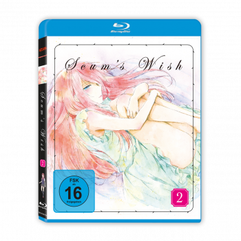 Scum's Wish Vol. 2 Blu-ray