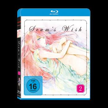 Scum's Wish Vol. 2 Blu-ray (VÖ: 15.03.2019!)