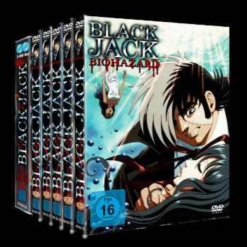 Black Jack - 6er DVD Set
