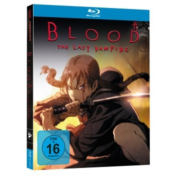 Blood The Last Vampire - Blu-ray