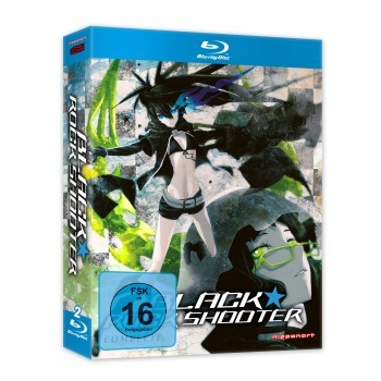 Black Rock Shooter Blu-Ray Edition