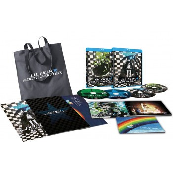 Black Rock Shooter - Special-Edition Blu-ray