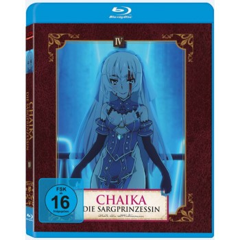 Chaika - Die Sargprinzessin – Vol. 4 - Blu-ray