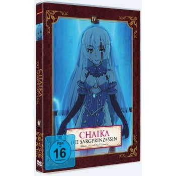 Chaika - Die Sargprinzessin – Vol. 4 - DVD