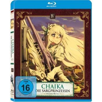 Chaika - Die Sargprinzessin - Avenging Battle (Staffel 2) – Vol. 4 - Blu Ray-Edition