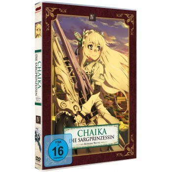 Chaika - Die Sargprinzessin - Avenging Battle (Staffel 2) – Vol. 4 - DVD-Edition
