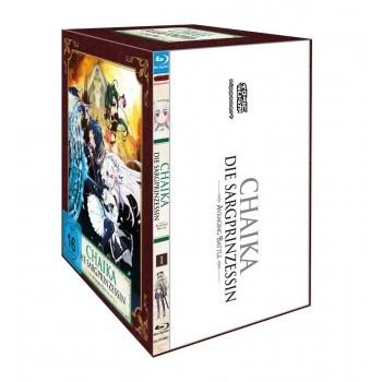 Chaika - Die Sargprinzessin - Avenging Battle (Staffel 2) – Vol. 1 inkl. Sammelschuber - Blu Ray-Edition