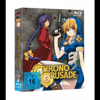 Chrono Crusade - Gesamtausgabe Blu-Ray-Edition