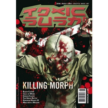 28. Ausgabe Toxic Sushi