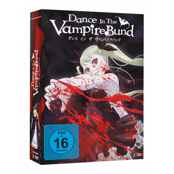 Dance in the Vampire Bund - DVD Box