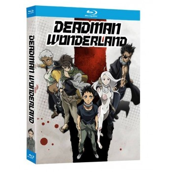 Deadman Wonderland - Blu-Ray