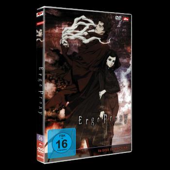 Ergo Proxy Vol. 6